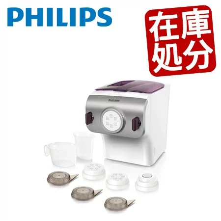フィリップス(PHILIPS) ヌードルメーカー(製麺機)