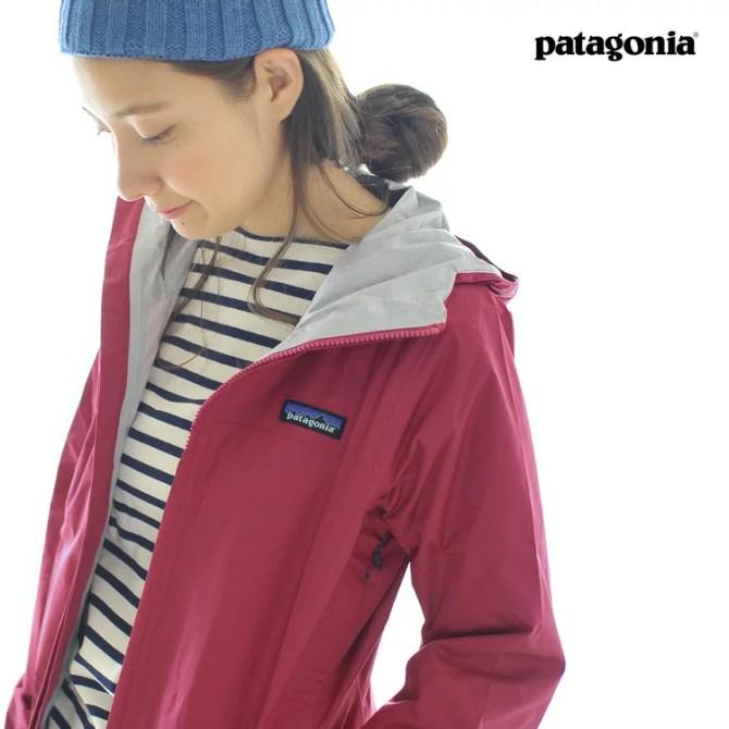 2017秋冬新作 patagonia パタゴニア W's Torrentshell Jacket ト