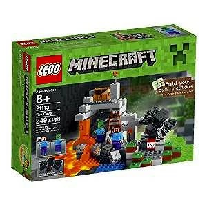 【最大1,200円オフクーポン配布中!】【送料無料】レゴ マインクラフト グッズ LEGO Minecraft The Cave 21113 Playset(並行輸入品)