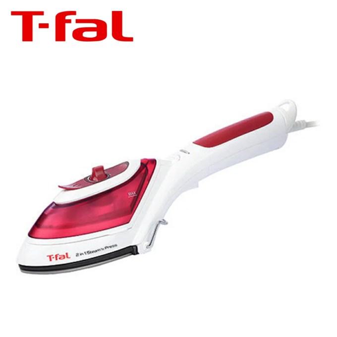 ティファール T-fal ガーメントスチーマー 2in1 ス