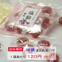 塩飴 梅味☆京のあめ 【業務用】50袋【送料込】【まとめ買い】