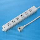 サンワサプライ 工事物件タップ TAP-K6L-3