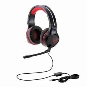 その他 エレコム ゲーミングヘッドセット/両耳オーバーヘッド/4極ミニプラグ/50mmドライバ/極厚イヤーパッド/コントローラ付属/ブラック HS-G01BK ds-2107379
