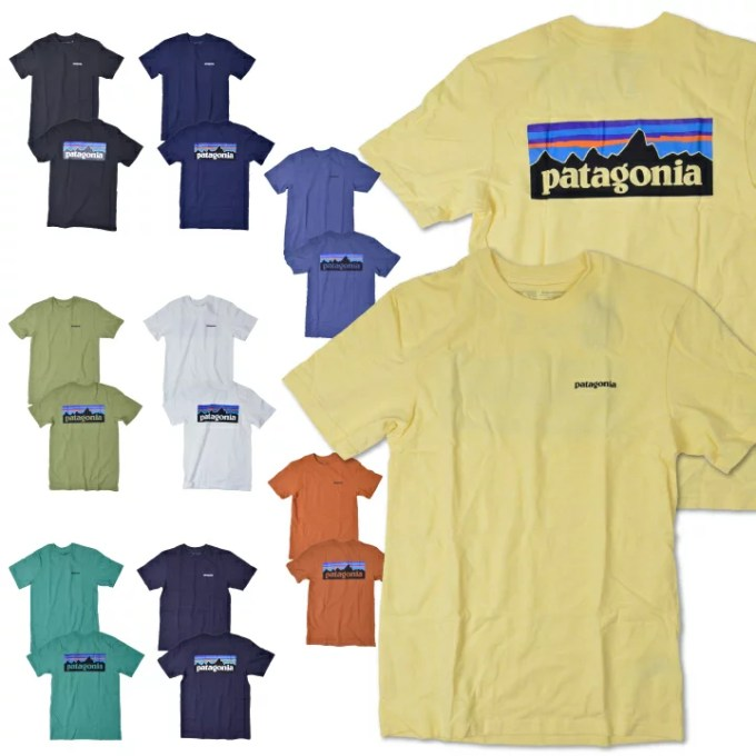 【ポイント3倍! 13日23:59迄】 patagonia パタゴニア Tシャツ メンズ サイズ P