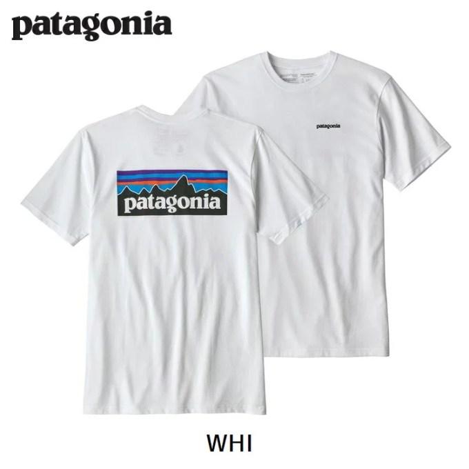 【期間限定 送料無料】パタゴニア patagonia メンズ・P-6ロゴ・レスポンシビリティー 春夏