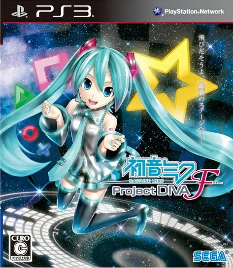 【中古】初音ミク Project DIVA F PS3 BLJM-60527/ 中古 ゲーム