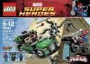 【新品】 レゴ スーパーヒーローズ☆ Spider-Cycle Chase 76004 並行輸入品