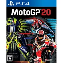 オーイズミ・アミュージオ MotoGP 20 PLJM-16676 [PS4] MOTOGP20