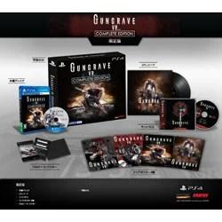 IGGYMOB GUNGRAVE VR COMPLETE EDITION 限定版 【PS4ゲームソフト(VR専用)】
