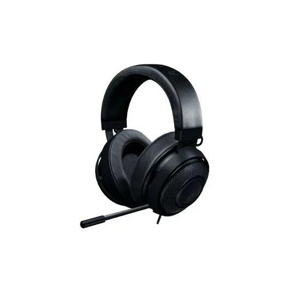 ゲーミングヘッドセット Razer(レイザー) Razer Kraken Pro V2 Black Oval(RZ04-02050400-R3M1) PC/PS4/Xbox One対応 【1年保証】 【送料無料】【次回11月中旬入荷予定】