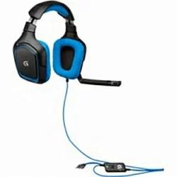 ロジクール Logicool G430 サラウンド サウンド ゲーミング ヘッドセット G430 e-sports(eスポーツ) ゲーミング(gaming)