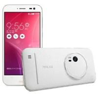 SIMフリー 未使用 ASUS Zenfone Zoom ZX551ML White (背面レザーデザイン) 【64GB 台湾版 SIMフリー】【当社6ヶ月保証】 スマホ 中古 本体 送料無料【中古】 【 携帯少年 】