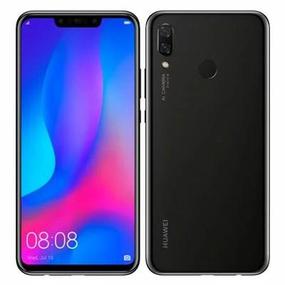 中古 Huawei nova3 PAR-LX9 Black【国内版】 SIMフリー スマホ 本体 送料無料【当社3ヶ月間保証】【中古】 【 携帯少年 】