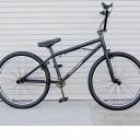 BMX 自転車 24インチ BMX 街乗り ペグ ジャイロブレーキ BMX ハンドル【送料無料】※沖縄・離島は発送不可