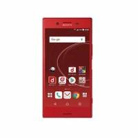 ▼▼新品/未使用品 Sony Xperia XZ Premium SO-04J docomo ネットワーク利用制限:△ (レッド)【SIMロック解除済】