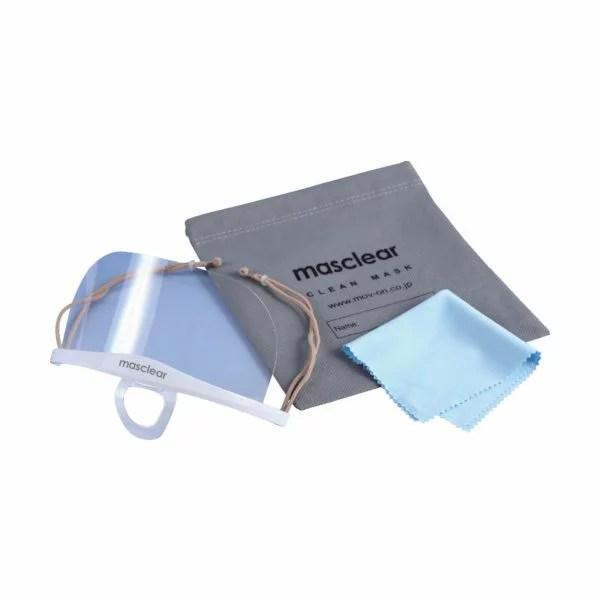 【あす楽対応】ムーヴ・オン M-BUNDLE-5 透明衛生マスク マスクリアベーシックバンドル 5個入 MBUNDLE5【即納・在庫】
