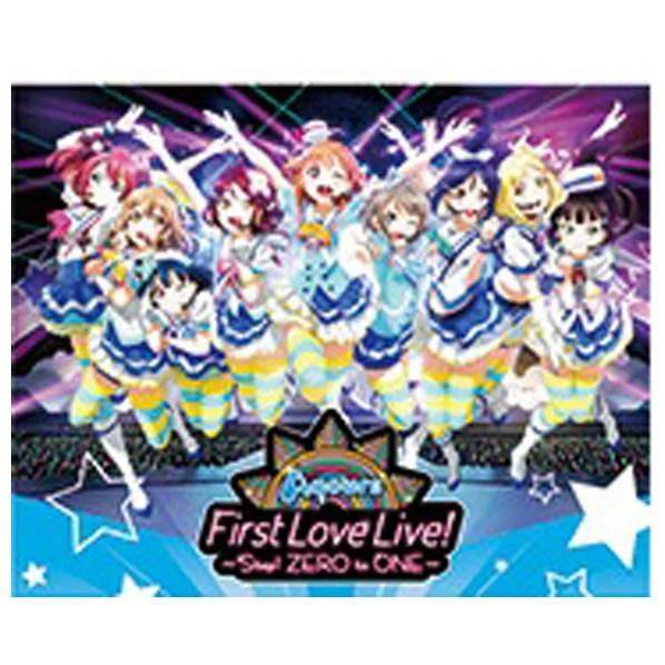 ランティス ラブライブ!サンシャイン!! Aqours First LoveLive! 〜Step! ZERO to ONE〜 Blu-ray Memorial BOX【Blu-ray】 LABX-8220/4 [LABX8220]【WS1819】