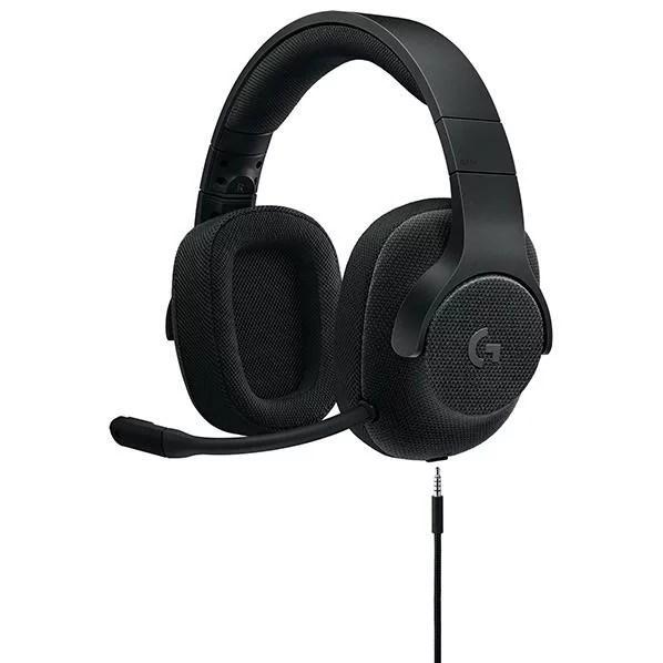 ロジクール 有線ゲーミング ヘッドセット Logicool G ブラック G433BK [G433BK]
