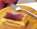 りんごのシブーストすぐ解凍でいつでも食べられるフリーカット ケーキ550g×18本プロ仕様 フレック味の素