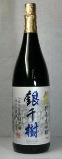 【秋田の地酒 化粧箱付】「刈穂 純米大吟醸 銀千樹」 1800ml