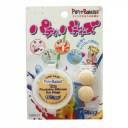 【セット商品】水泳用耳栓 パティバディーズ (1ペア)色自由選択 4個セット