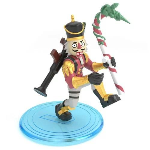 フォートナイト コレクションミニフィギュア 015 クラックショット おもちゃ こども 子供 男の子 8歳