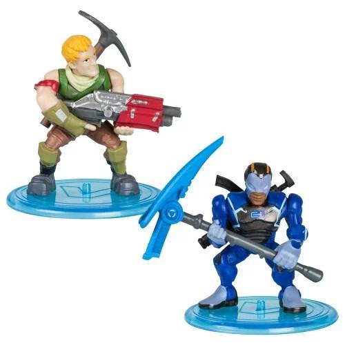 フォートナイト コレクションミニフィギュア 2体セット 003 サージェントジョンジー&カーバイド おもちゃ こども 子供 男の子 8歳