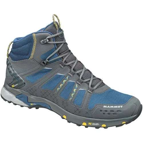 マムート MAMMUT メンズ T Aenergy Mid GTX Men graphite-ori