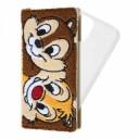 iPhone 12 12 Pro ケース ディズニー 手帳型 FLEX CASE サガラ刺繍 チップ&デール 耐衝撃 ……