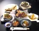【ふるさと納税】割烹一平 お食事券ペア 磯風コース(アワビ・ウニ付)
