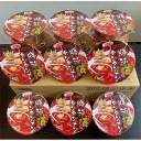 【ふるさと納税】勝浦タンタンメンカップ麺(12個入×1ケース