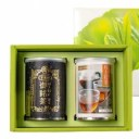 【ふるさと納税】A4068 村上茶(煎茶・紅茶)2缶セット