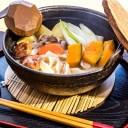 【ふるさと納税】 富士五湖セット(吉田のうどん×4食、甲州ほ