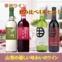 【ふるさと納税】飲み比べワイン 4本セット R206 ☆日本