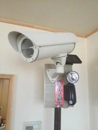 【ふるさと納税】威嚇効果抜群のダミーカメラセット