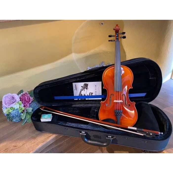 【ふるさと納税】No.230 アウトフィットバイオリン 1/8サイズ | バイオ