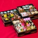 【ふるさと納税】<京料理 松正> 特製おせち料理 特製三段※