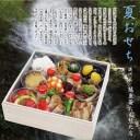 【ふるさと納税】厳選素材・京丹波のごちそうが彩る「夏おせち」