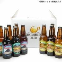 【ふるさと納税】名水を使った曽爾高原ビール10本セット