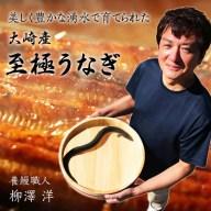 【ふるさと納税】うなぎの柳澤 うなぎ蒲焼2尾セット|鹿児島