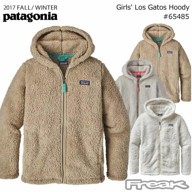 パタゴニア PATAGONIA キッズ 子供用 レディースフリース 65485<Girls' Los