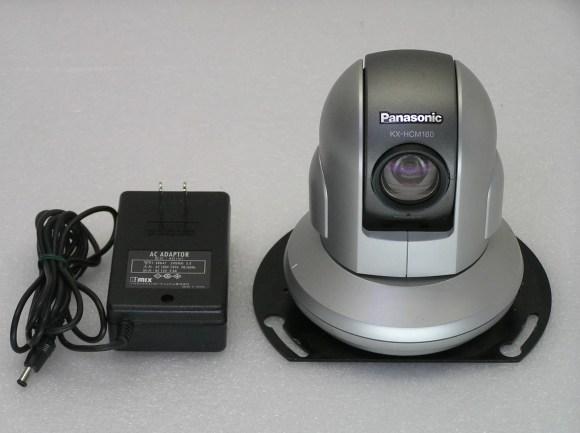 □$ Panasonic ネットワークカメラ KX-HCM180 【ジャンク品】