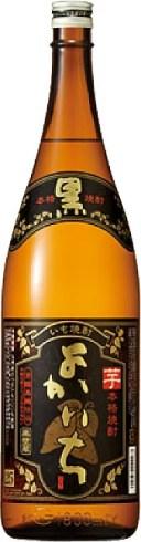 宝(タカラ)酒造 黒よかいち 【芋】 1800ml※6本まで1個口で発送可能