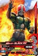 ガンバライジング ボトルマッチ3弾 BM3-049 仮面ライダーBLACK RX N