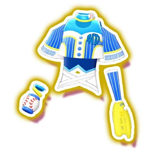 プリパラ【マイチケ】★T2-010 ベースボールゲームトップス PR