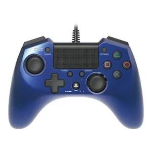【即日出荷】PS4 ホリパッドFPSプラス for PlayStation 4 ブルー コントローラー 900083【ネコポス不可:宅配便のみ対応】