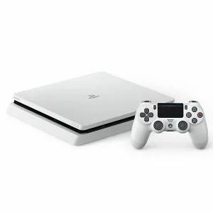 【即日出荷】(プロダクトコード付)PlayStation4 本体 グレイシャー・ホワイト 1TB (CUH-2100BB02) PS4 140930【ネコポス不可:宅配便のみ対応】