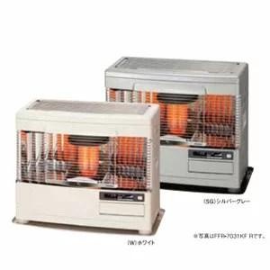 ☆*サンポット*FFR-7031KF R [カベック] 石油暖房機 FF式 木造18畳/コンクリート29畳【送料・代引無