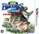 【中古】スーパーブラックバス 3Dファイトソフト:ニンテンドー3DSソフト/スポーツ・ゲーム
