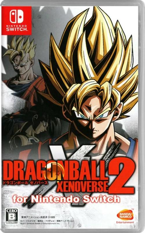 【中古】ドラゴンボール ゼノバース2 for Nintendo Switchソフト:ニンテンドーSwitchソフト/マンガアニメ・ゲーム